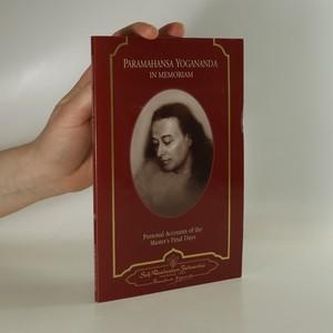 náhled knihy - Paramahansa Yogananda