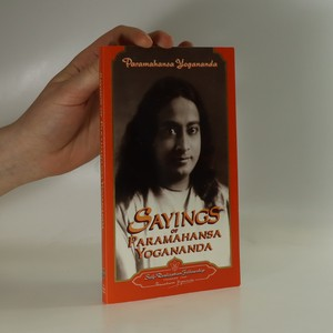 náhled knihy - Sayings of Paramahansa Yogananda