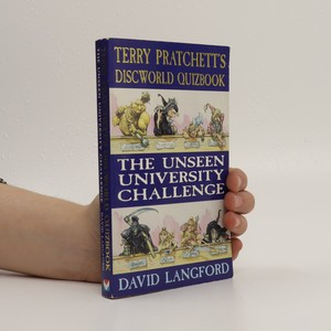 náhled knihy - The Unseen University Challenge