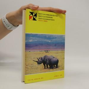 antikvární kniha Zelené pahorky africké, 1972