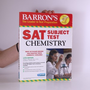 náhled knihy - Barron's SAT Subject Test: Chemistry, 13th Edition