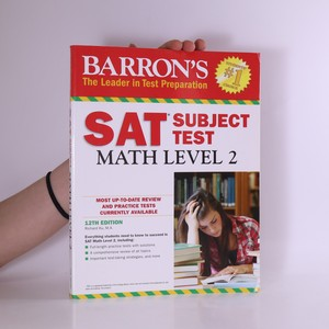 náhled knihy - Barron's SAT Subject Test: Math Level 2