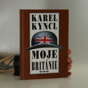 náhled knihy - Moje Británie : příběhy, fejetony a poznámky z let 1990-1992