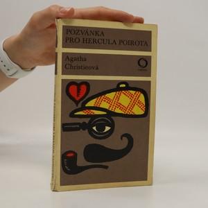 náhled knihy - Pozvánka pro Hercula Poirota
