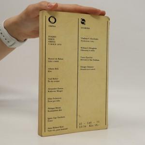 antikvární kniha Pozvánka pro Hercula Poirota, 1975