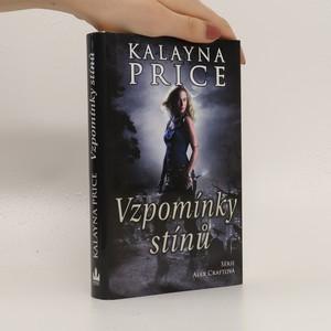 náhled knihy - Vzpomínky stínů
