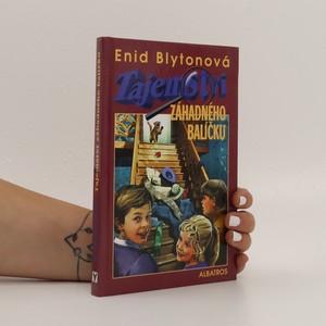 náhled knihy - Tajemství záhadného balíčku