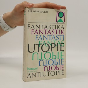 náhled knihy - Fantastika, utopie, antiutopie