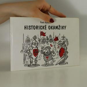 náhled knihy - Historické okamžiky