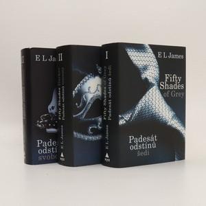 náhled knihy - Padesát odstínů šedi 1. - 3. díl (3 svazky, komplet)