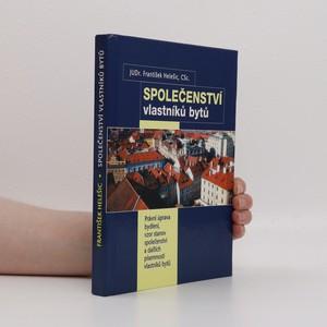 náhled knihy - Společenství vlastníků bytů