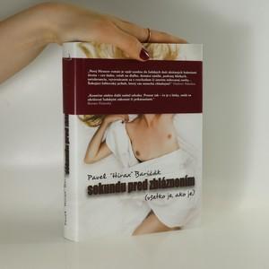 náhled knihy - Sekundu pred zbláznením (Všetko je, ako je)