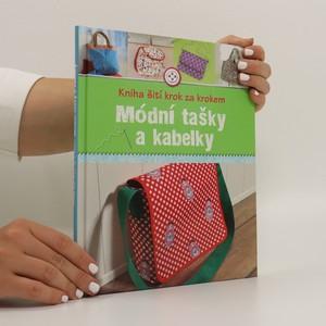 náhled knihy - Módní tašky a kabelky (včetně střihové přílohy)