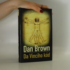 náhled knihy - Da Vinciho kód (slovensky)