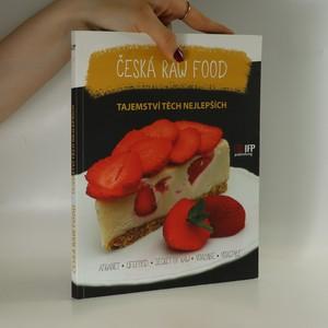 náhled knihy - Česká raw food