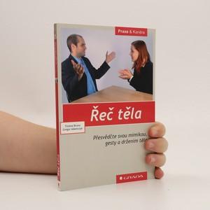 náhled knihy - Řeč těla : přesvědčte svou mimikou, gesty a držením těla