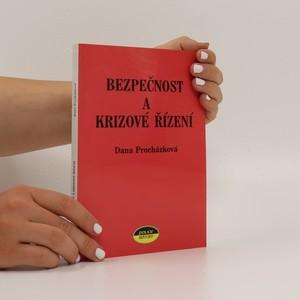 náhled knihy - Bezpečnost a krizové řízení