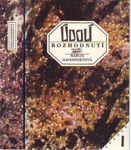 náhled knihy - Údolí rozhodnutí I.-II.