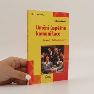 náhled knihy - Umění úspěšné komunikace
