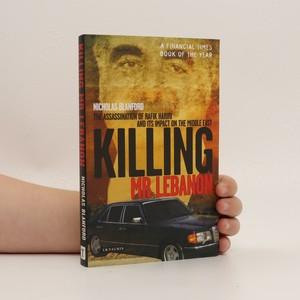 náhled knihy - Killing Mr Lebanon