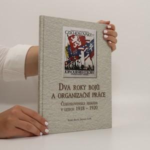 náhled knihy - Dva roky bojů a organizační práce: Československá armáda v letech 1918-1920