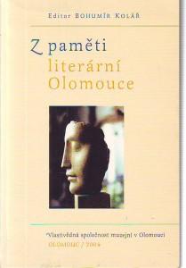 náhled knihy - Z paměti literární Olomouce