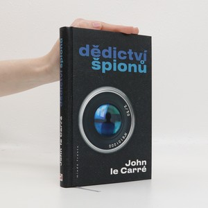 náhled knihy - Dědictví špionů