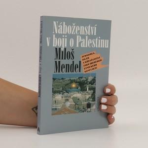náhled knihy - Náboženství v boji o Palestinu