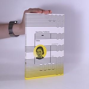 náhled knihy - Vitka : divadelní hra
