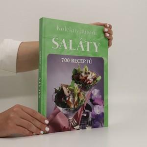 náhled knihy - Saláty. 700 receptů