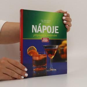 náhled knihy - Nápoje - příprava a podávání