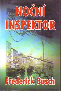 náhled knihy - Noční inspektor