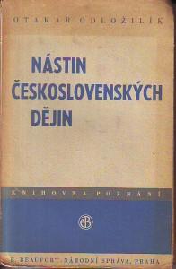 náhled knihy - Nástin československých dějin