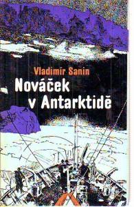 náhled knihy - Nováček v Antarktide
