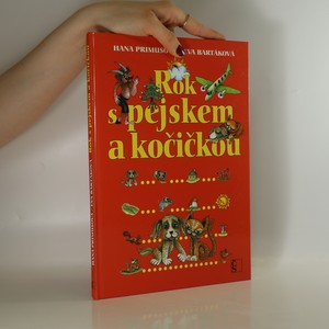 náhled knihy - Rok s pejskem a kočičkou