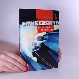 náhled knihy - Povstání Herobrina. Dobrodružství Minecraftu 1