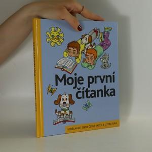 náhled knihy - Moje první čítanka : učebnice pro vzdělávací obor Český jazyk a literatura