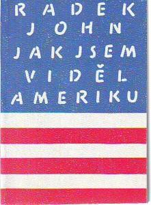 náhled knihy - Jak jsem viděl Ameriku