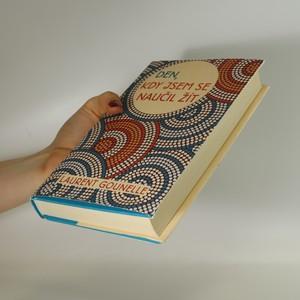 antikvární kniha Den, kdy jsem se naučil žít, 2015