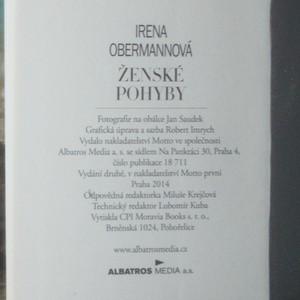 antikvární kniha Ženské pohyby, 2014