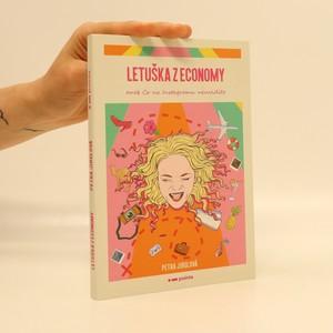 náhled knihy - Letuška z economy aneb Co na Instagramu neuvidíte