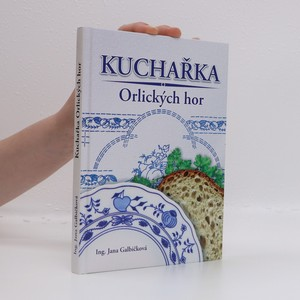 náhled knihy - Kuchařka Orlických hor
