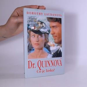 náhled knihy - Co je láska? Dr. Quinnová 4