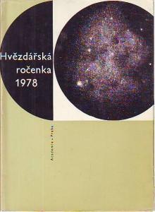 náhled knihy - Hvězdářská ročenka 1978