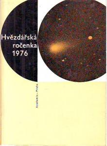 náhled knihy - Hvězdářská ročenka 1976
