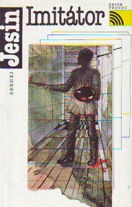 náhled knihy - Imitátor