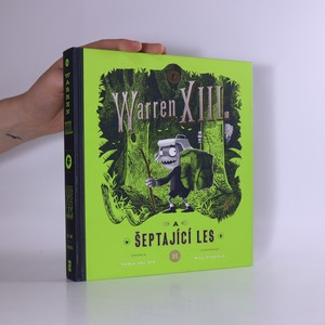 náhled knihy - Warren XIII. a šeptající les