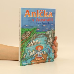náhled knihy - Anička v Austrálii