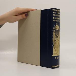 náhled knihy - Ottův slovník naučný. Dodatky A-Bo I, 1