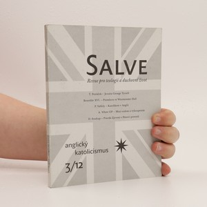 náhled knihy - Salve: Revue pro teologii a duchovní život (roč. 22, číslo 3)